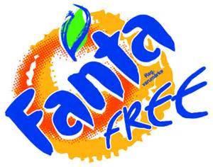 Fanta Orange Soda Logo