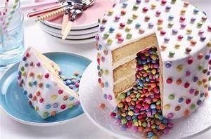 Idée Recette Anniversaire : recette de gateaux anniversaire originaux arts culinaires magiques ~ Melissatoandfro.com Idées de Décoration