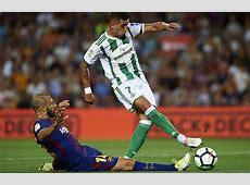 Barcelona news Watch Javier Mascherano's perfect last