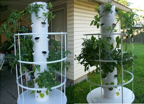 tower garden for with tower garden
