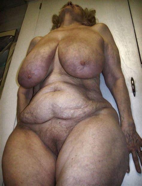Wide Hips Big Butt Granny