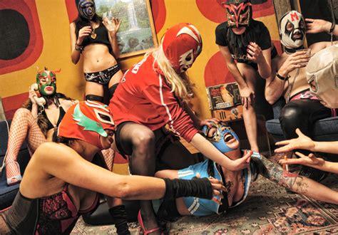 Klang Und Kleid Events  Los Tigres Del Ring Lucha