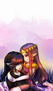 Hilda & Dark Li... Hilda Zelda Quotes