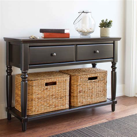 sofa console table with storage console table with storage best storage design 2017
