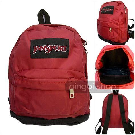 Tas Ransel Jansport Mini 095 jual jansport mini tas ransel remaja sekolah kuliah