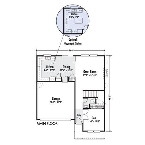 Adair Homes 2160 Floor Plan by The Columbia Custom Home Floor Plan Adair Homes
