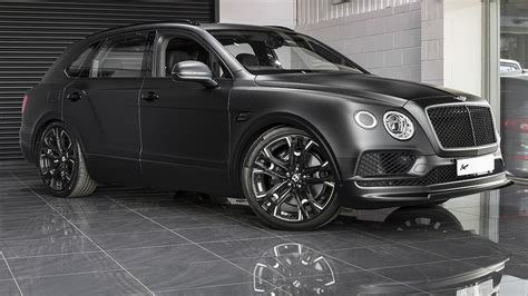 Gambar Mobil Bentley Bentayga by Modifikasi Bentley Bentayga Le Mans Edition Oleh Kahn
