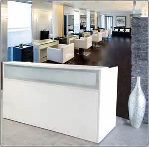 salon reception desk ikea desk home design ideas
