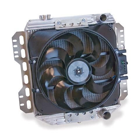 electric radiator fans for cars flex a lite automotive direct fit flex a fit aluminum