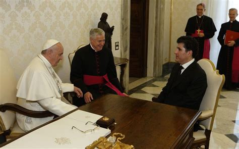 michel constantin pontifical mission catholic aid group channels money to help christians