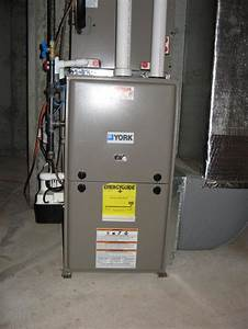 Warm Air Furnace Wiring