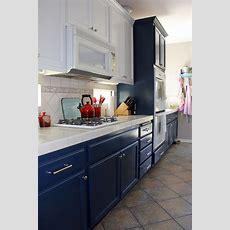Crafty Design Ideen Navy Küchenschränke Besten Blau Küchen