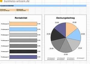 Excel Tabelle Berechnen : kundenrentabilit t f r unterschiedliche produktgruppe berechnen excel tabelle business ~ Themetempest.com Abrechnung