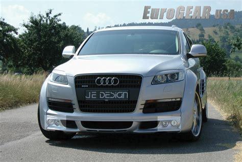 06-07 Audi Q7 Body Kit