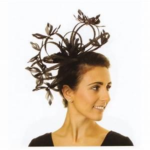 Chapeau Anglais Femme Mariage : chapeau mariage noir original bibi chapeau mariage accessoire de coiffure ~ Maxctalentgroup.com Avis de Voitures