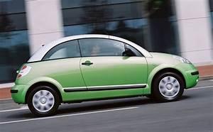 Citroen C3 Cabriolet : citro n c3 pluriel convertible 2003 2010 driving performance parkers ~ Medecine-chirurgie-esthetiques.com Avis de Voitures