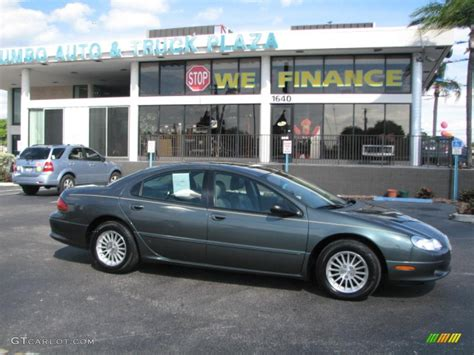 2004 Chrysler Concorde Lxi by 2004 Onyx Green Pearl Chrysler Concorde Lxi 39740296