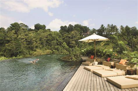Ubud Hanging Gardens Bali Indonesia Infinity Pools