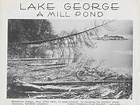 Image result for Lake George Dam 230 The MILL POND