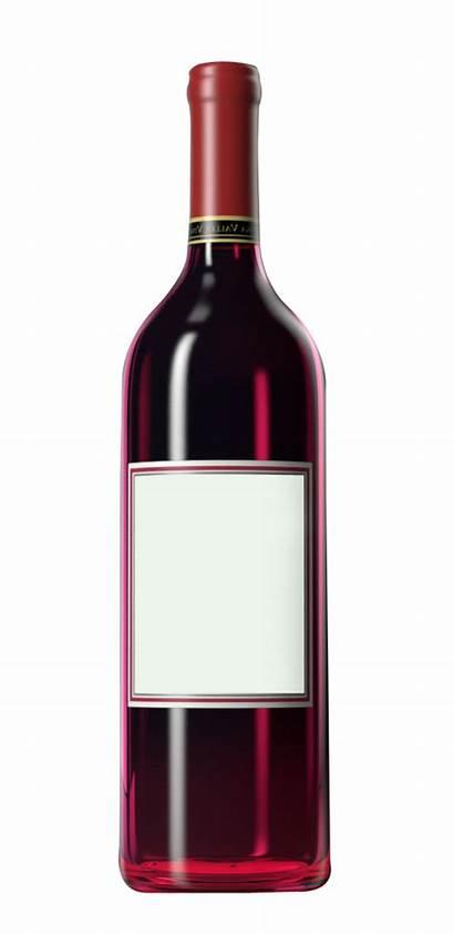 Bottle Clipart Wine Transparent Alcohol Empty Liquor