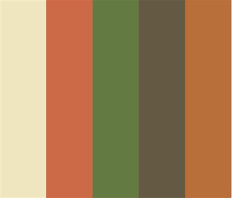 color palete in color palettes