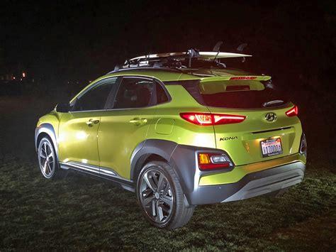 Hyundai Kona 2019 Wallpapers by 2019 Hyundai Kona Drive Review A Small Crossover