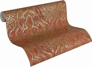 vliestapete livingwalls mustertapete bohemian oriental With markise balkon mit orient tapeten muster
