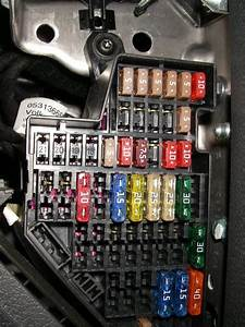 Vw Golf Mk5 Fuse Box Diagram