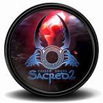 Sacred Icon Shadow Icons Games Ico Mega