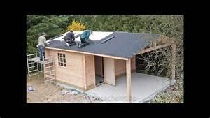 Pose De Shingle : pose rouleau bitume toiture etancheite toiture dalle beton ~ Melissatoandfro.com Idées de Décoration