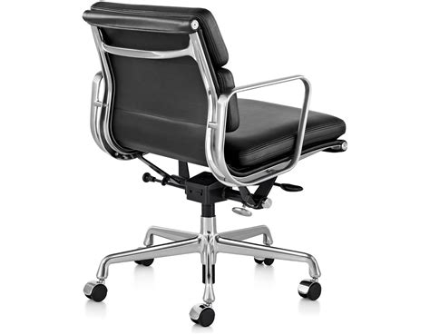 Herman Miller Eames Soft Pad Executive Chair by Eames 174 Soft Pad Management Chair Hivemodern