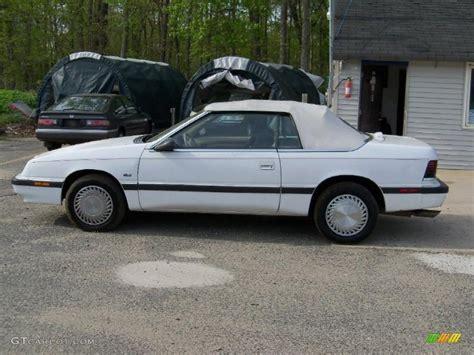93 Chrysler Lebaron by 1993 Chrysler Lebaron Convertible Car Interior Design