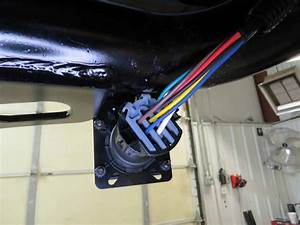 2013 Nissan Pathfinder T-one Vehicle Wiring Harness For Factory Tow Package