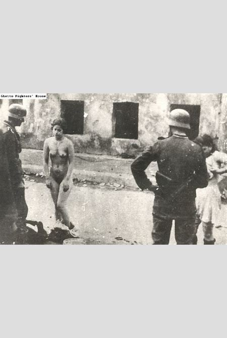 Naked Jewish Girl Holocaust