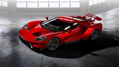 Ford Gt Delivers The Highest Top Speed