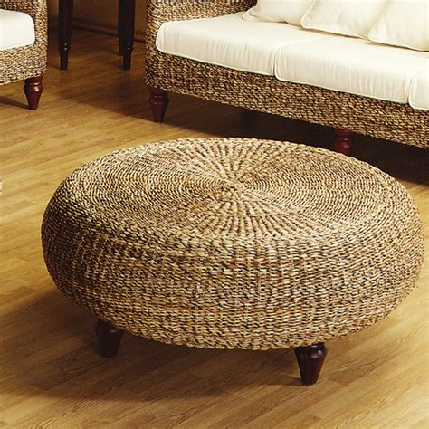 round ottoman coffee table furniture interior traditional round coffee table ashley