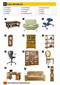 Les Meubles De Maison : les meubles vocabulaire pinterest ~ Teatrodelosmanantiales.com Idées de Décoration