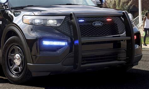 ford police interceptor revealed  auto expert