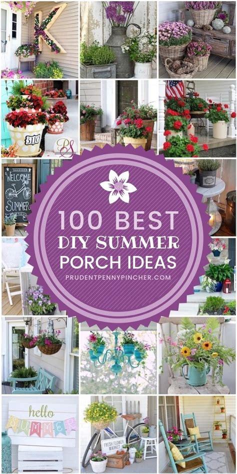 100 Diy Summer Front Porch Ideas Cheap Diy Home And