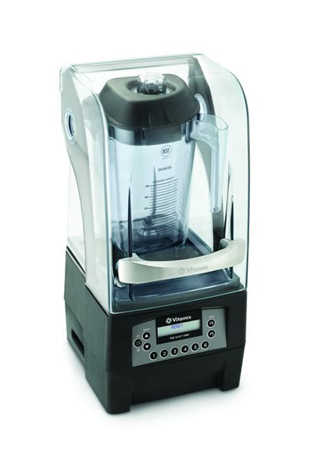 "Vitamix 36019 ""The Quiet One"" Countertop Blender, 48 oz"