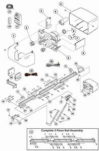 Genie 3060 Garage Door Opener Wiring Diagram 44 Wiring