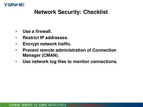 Oracle security 08-oracle network security