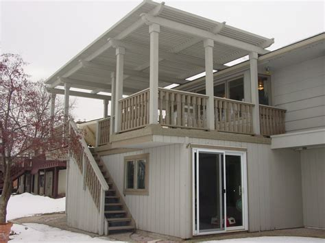 attaching patio roof to existing roof pergola design ideas pergola attached to roof stunning