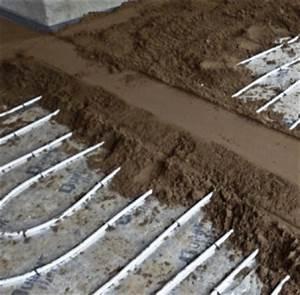 Underfloor heating screed drying time carpet review for Floor screed drying times