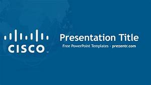 Free Cisco Powerpoint Template