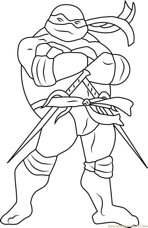 raphael coloring page  teenage mutant ninja turtles coloring pages coloringpagescom