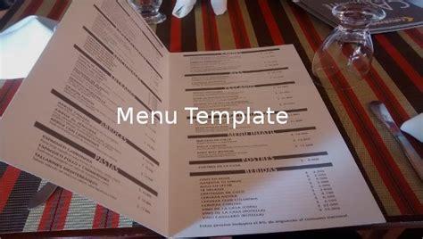 menu templates  excel  word psd