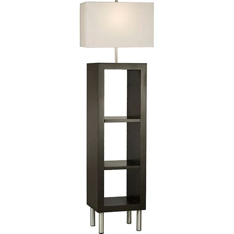 Etagere Floor L With Shelves by Etagere Shelving L 14124659 Overstock