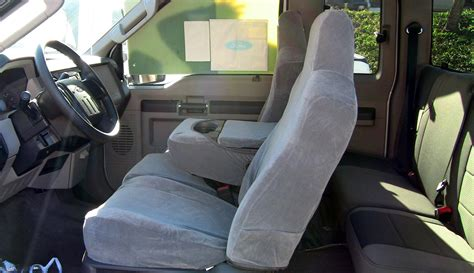 ford   super crew front  rear seat