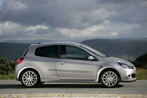 renault clio 2006 renault clio iii rs